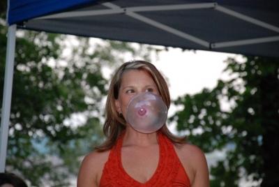 Brandy Stiffler - Bubble Gum Contest