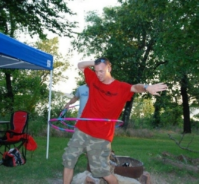 Carter Moore- Hula Hoop Contest