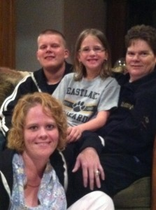 Brooke and Family 12182011